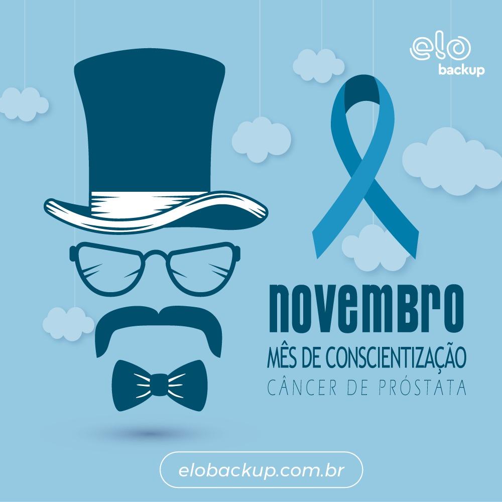 Novembro Azul 💙